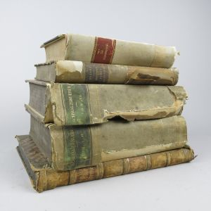 Vellum bindings (Lot 11)