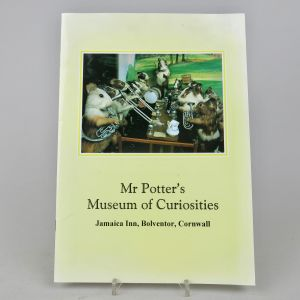 Walter Potter Museum guide booklet